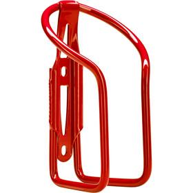 Lezyne Power Cage Portaborraccia, rosso